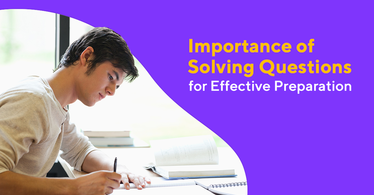 Importance of MCQ solving