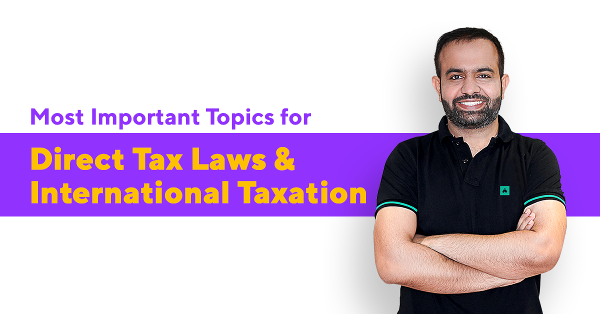 Direct tax laws/ Bhanwar Borana/ OnePrep