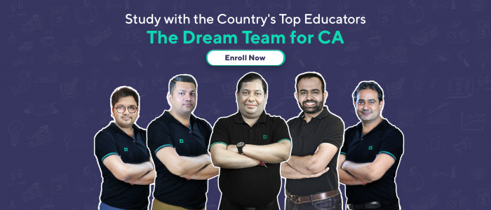 Dream Team for CA/ OnePrep