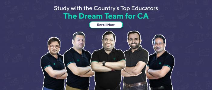 Dream Team for CA/ OnePrep