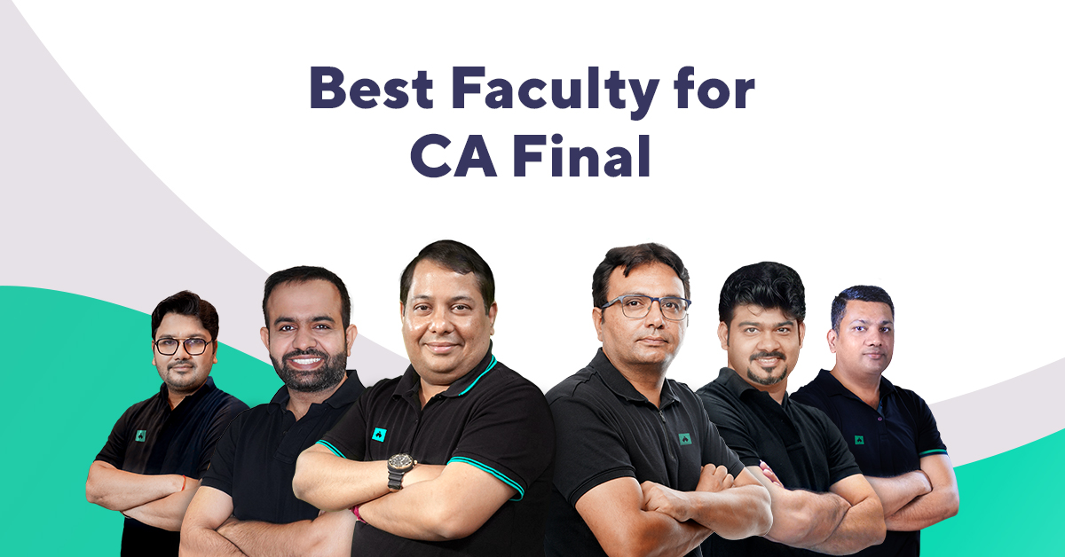 Best faculty for CA Final/ OnePrep