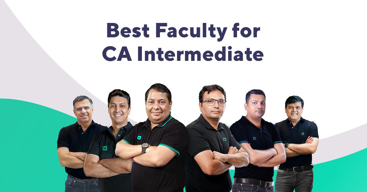 CA Inter Best Faculty/ OnePrep