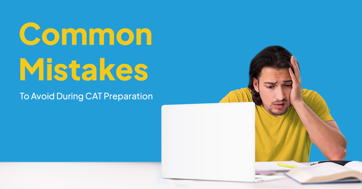 Mistakes Committed by CA Aspirants during Preparation