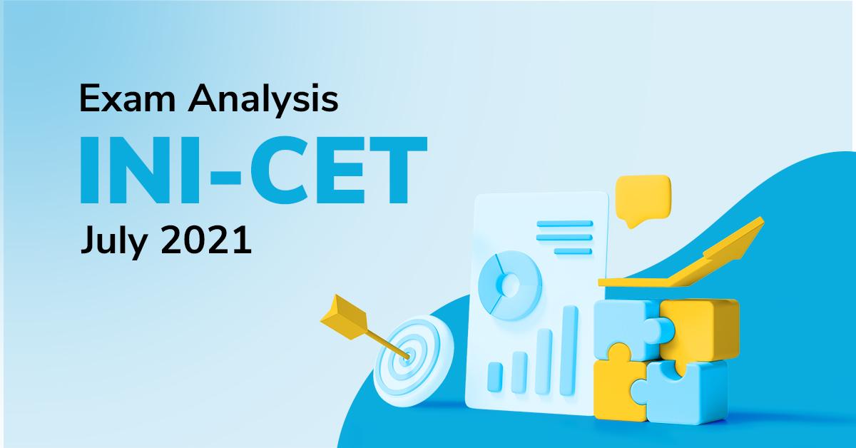 INI-CET Exam Analysis