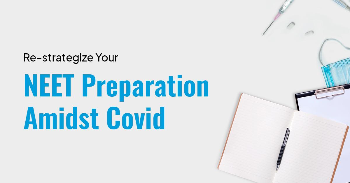 NEET preparation amidst covid/ PrepLadder UG
