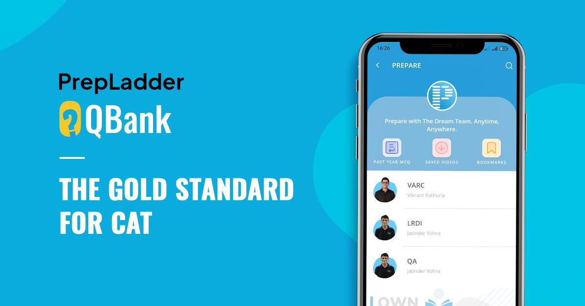 High Yield QBank for CAT/ PrepLadder CAT Qbank