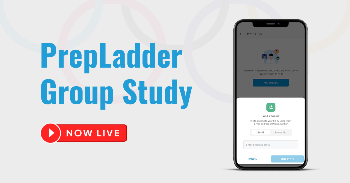 PrepLadder's Group Study Feature