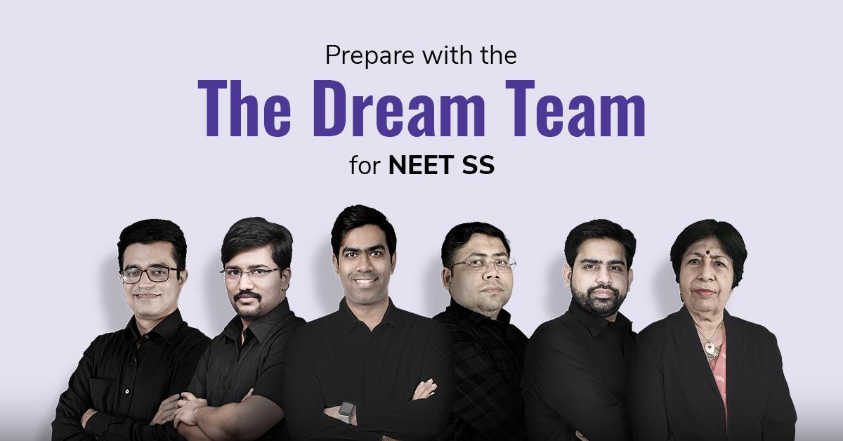 SS Dream Team/ PrepLadder SS Dream Team