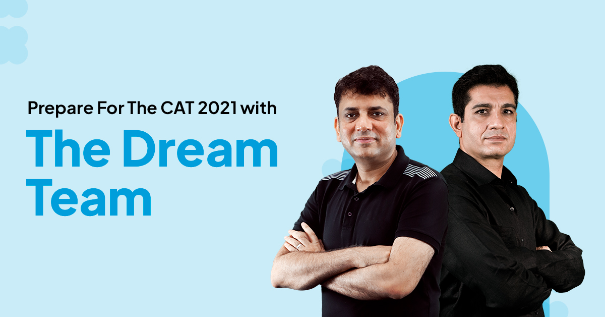 Prepare for CAT 2021 with PrepLadder's dream team